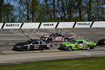 "20170507-621 - ARCA Midwest Tour ""Joe Shear Classic"" at Madison International Speedway - Oregon, WI5/7/2017"
