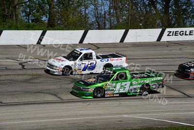 "20170507-536 - ARCA Midwest Tour ""Joe Shear Classic"" at Madison International Speedway - Oregon, WI5/7/2017"
