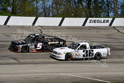 "20170507-542 - ARCA Midwest Tour ""Joe Shear Classic"" at Madison International Speedway - Oregon, WI5/7/2017"