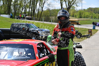 "20170506-004 - ARCA Midwest Tour ""Joe Shear Classic"" at Madison International Speedway - Oregon, WI5/6/2017"