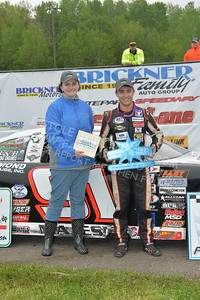 """20170521 728 - ARCA Midwest Tour """"Cabin Fever 100"""" at State Park Speedway - Wausau, WI - 5/21/17"""