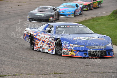 """20170521 028 - ARCA Midwest Tour """"Cabin Fever 100"""" at State Park Speedway - Wausau, WI - 5/21/17"""