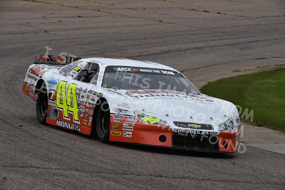 """20170521 054 - ARCA Midwest Tour """"Cabin Fever 100"""" at State Park Speedway - Wausau, WI - 5/21/17"""