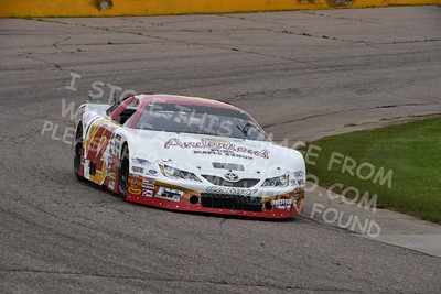 """20170521 045 - ARCA Midwest Tour """"Cabin Fever 100"""" at State Park Speedway - Wausau, WI - 5/21/17"""