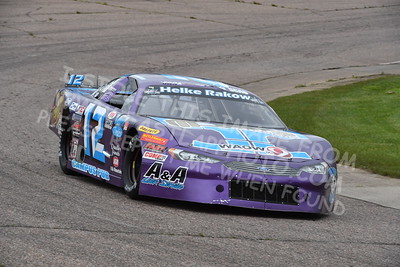 """20170521 046 - ARCA Midwest Tour """"Cabin Fever 100"""" at State Park Speedway - Wausau, WI - 5/21/17"""