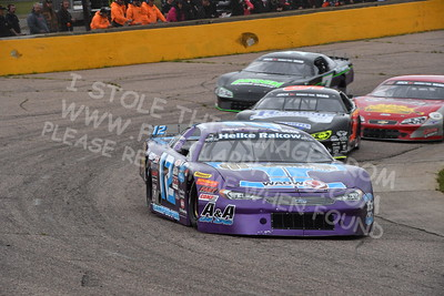 """20170521 033 - ARCA Midwest Tour """"Cabin Fever 100"""" at State Park Speedway - Wausau, WI - 5/21/17"""