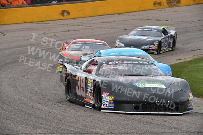 """20170521 034 - ARCA Midwest Tour """"Cabin Fever 100"""" at State Park Speedway - Wausau, WI - 5/21/17"""