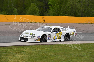 """20170521 260 - ARCA Midwest Tour """"Cabin Fever 100"""" at State Park Speedway - Wausau, WI - 5/21/17"""