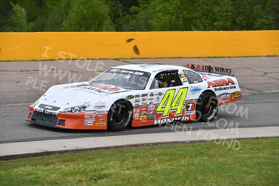 """20170521 280 - ARCA Midwest Tour """"Cabin Fever 100"""" at State Park Speedway - Wausau, WI - 5/21/17"""