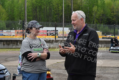 """20170521 006 - ARCA Midwest Tour """"Cabin Fever 100"""" at State Park Speedway - Wausau, WI - 5/21/17"""