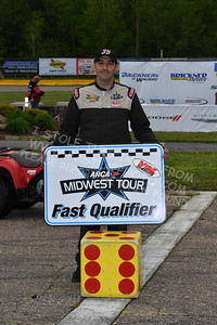 """20170521 381 - ARCA Midwest Tour """"Cabin Fever 100"""" at State Park Speedway - Wausau, WI - 5/21/17"""