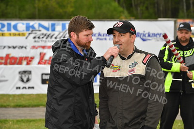 """20170521 378 - ARCA Midwest Tour """"Cabin Fever 100"""" at State Park Speedway - Wausau, WI - 5/21/17"""