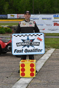 """20170521 384 - ARCA Midwest Tour """"Cabin Fever 100"""" at State Park Speedway - Wausau, WI - 5/21/17"""
