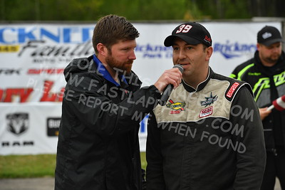 """20170521 379 - ARCA Midwest Tour """"Cabin Fever 100"""" at State Park Speedway - Wausau, WI - 5/21/17"""