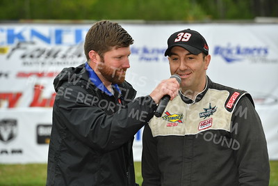 """20170521 380 - ARCA Midwest Tour """"Cabin Fever 100"""" at State Park Speedway - Wausau, WI - 5/21/17"""