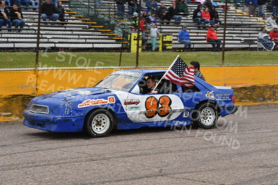 """20170521 392 - ARCA Midwest Tour """"Cabin Fever 100"""" at State Park Speedway - Wausau, WI - 5/21/17"""