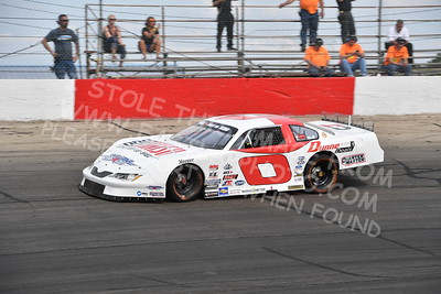 """20170527-046 - ARCA Midwest Tour """"Salute the Troops 100"""" at Jefferson Speedway - Jefferson, WI 5/27/2017"""