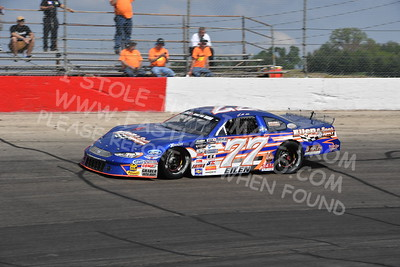"""20170527-053 - ARCA Midwest Tour """"Salute the Troops 100"""" at Jefferson Speedway - Jefferson, WI 5/27/2017"""