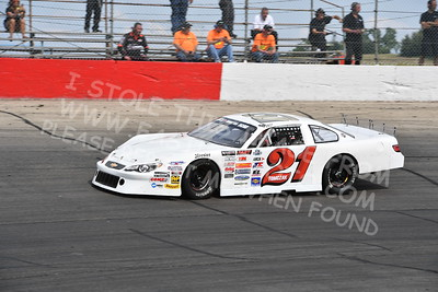 """20170527-032 - ARCA Midwest Tour """"Salute the Troops 100"""" at Jefferson Speedway - Jefferson, WI 5/27/2017"""