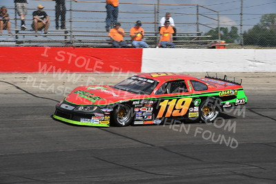 """20170527-051 - ARCA Midwest Tour """"Salute the Troops 100"""" at Jefferson Speedway - Jefferson, WI 5/27/2017"""