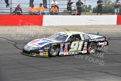 """20170527-028 - ARCA Midwest Tour """"Salute the Troops 100"""" at Jefferson Speedway - Jefferson, WI 5/27/2017"""