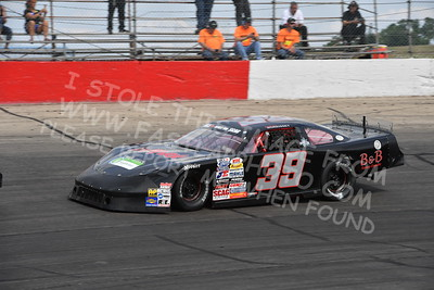 """20170527-047 - ARCA Midwest Tour """"Salute the Troops 100"""" at Jefferson Speedway - Jefferson, WI 5/27/2017"""