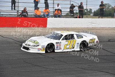 """20170527-037 - ARCA Midwest Tour """"Salute the Troops 100"""" at Jefferson Speedway - Jefferson, WI 5/27/2017"""