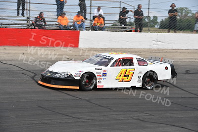 """20170527-030 - ARCA Midwest Tour """"Salute the Troops 100"""" at Jefferson Speedway - Jefferson, WI 5/27/2017"""