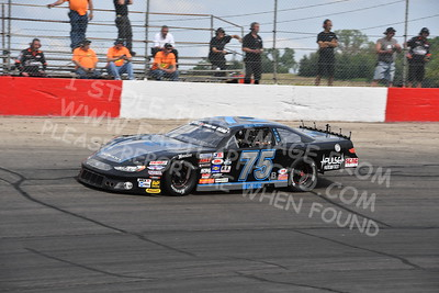 """20170527-035 - ARCA Midwest Tour """"Salute the Troops 100"""" at Jefferson Speedway - Jefferson, WI 5/27/2017"""
