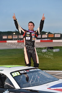 """20170527-349 - ARCA Midwest Tour """"Salute the Troops 100"""" at Jefferson Speedway - Jefferson, WI 5/27/2017"""