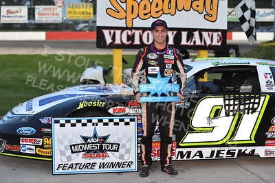 """20170527-354 - ARCA Midwest Tour """"Salute the Troops 100"""" at Jefferson Speedway - Jefferson, WI 5/27/2017"""