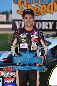 """20170527-362 - ARCA Midwest Tour """"Salute the Troops 100"""" at Jefferson Speedway - Jefferson, WI 5/27/2017"""
