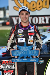 """20170527-358 - ARCA Midwest Tour """"Salute the Troops 100"""" at Jefferson Speedway - Jefferson, WI 5/27/2017"""