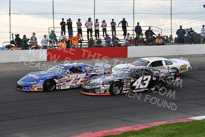 """20170527-225 - ARCA Midwest Tour """"Salute the Troops 100"""" at Jefferson Speedway - Jefferson, WI 5/27/2017"""