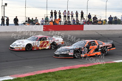 """20170527-223 - ARCA Midwest Tour """"Salute the Troops 100"""" at Jefferson Speedway - Jefferson, WI 5/27/2017"""