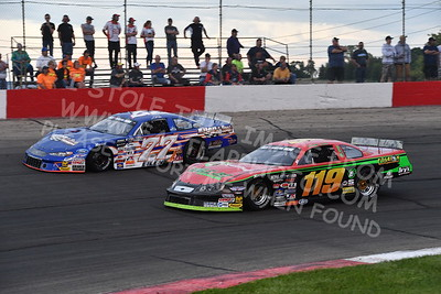 """20170527-239 - ARCA Midwest Tour """"Salute the Troops 100"""" at Jefferson Speedway - Jefferson, WI 5/27/2017"""