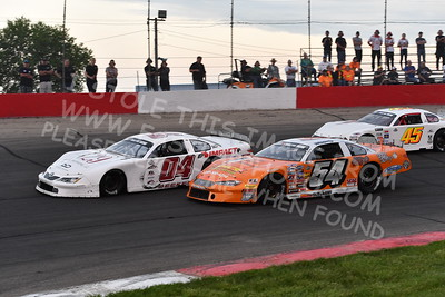 """20170527-233 - ARCA Midwest Tour """"Salute the Troops 100"""" at Jefferson Speedway - Jefferson, WI 5/27/2017"""