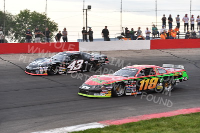"""20170527-232 - ARCA Midwest Tour """"Salute the Troops 100"""" at Jefferson Speedway - Jefferson, WI 5/27/2017"""