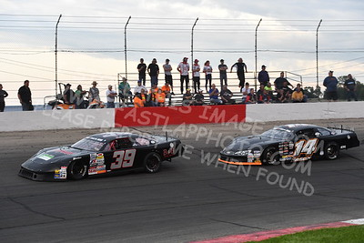 """20170527-227 - ARCA Midwest Tour """"Salute the Troops 100"""" at Jefferson Speedway - Jefferson, WI 5/27/2017"""