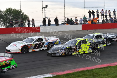 """20170527-218 - ARCA Midwest Tour """"Salute the Troops 100"""" at Jefferson Speedway - Jefferson, WI 5/27/2017"""