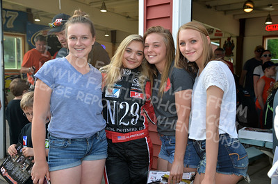 """20170527-447 - ARCA Midwest Tour """"Salute the Troops 100"""" at Jefferson Speedway - Jefferson, WI 5/27/2017"""