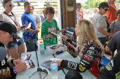 """20170527-450 - ARCA Midwest Tour """"Salute the Troops 100"""" at Jefferson Speedway - Jefferson, WI 5/27/2017"""