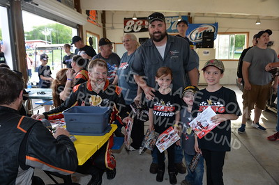"""20170527-458 - ARCA Midwest Tour """"Salute the Troops 100"""" at Jefferson Speedway - Jefferson, WI 5/27/2017"""
