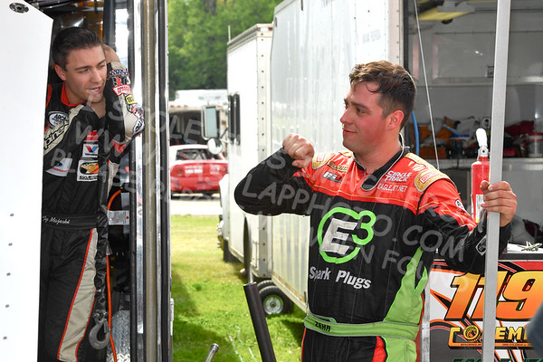 """20170527-023 - ARCA Midwest Tour """"Salute the Troops 100"""" at Jefferson Speedway - Jefferson, WI 5/27/2017"""