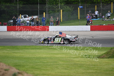 "20170527-206 - ARCA Midwest Tour ""Salute the Troops 100"" at Jefferson Speedway - Jefferson, WI 5/27/2017"
