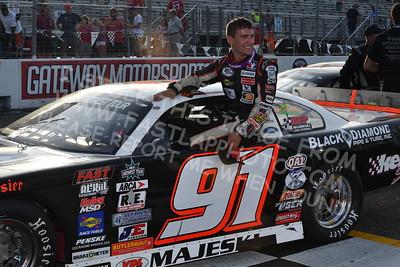 "20170617 684 - ARCA Midwest Tour ""Illinois Lottery Super Late Model Showdown"" at Gateway Motorsports Park  - Madison, IL - 6/17/17"