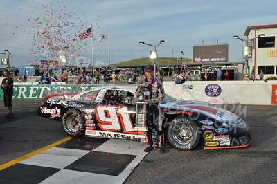 "20170617 971 - ARCA Midwest Tour ""Illinois Lottery Super Late Model Showdown"" at Gateway Motorsports Park  - Madison, IL - 6/17/17"