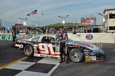 "20170617 972 - ARCA Midwest Tour ""Illinois Lottery Super Late Model Showdown"" at Gateway Motorsports Park  - Madison, IL - 6/17/17"