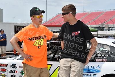 "20170617 103 - ARCA Midwest Tour ""Illinois Lottery Super Late Model Showdown"" at Gateway Motorsports Park  - Madison, IL - 6/17/17"