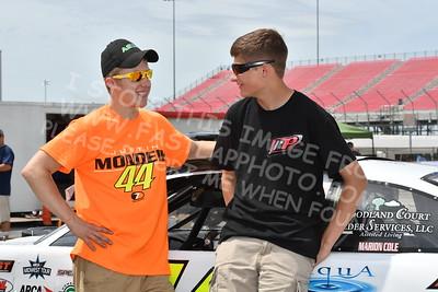 "20170617 104 - ARCA Midwest Tour ""Illinois Lottery Super Late Model Showdown"" at Gateway Motorsports Park  - Madison, IL - 6/17/17"